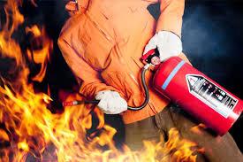 Prevención de Incendios y Uso de Extintores